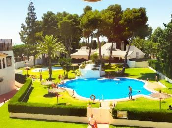Chalet con piscina - Apartamentos El puerto de santa María