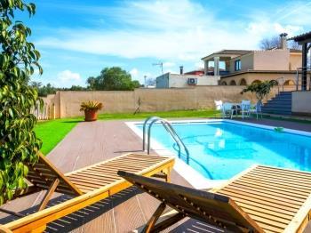 Chalet con piscina - Apartamentos Chiclana de la Frontera